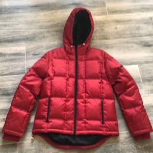 DKNY Active Hoodie  Puffer Jacket